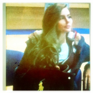 November 2012. Airport ;)