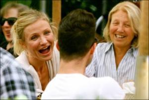 Cameron, Adam and Cam's mum