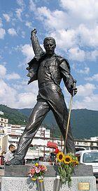Montreux, Freddy Mercury Statue