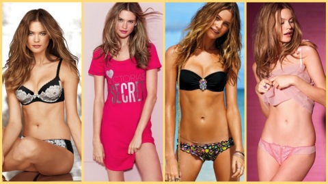 Behati Prinsloo for VS 2013 new items. Does this accounts for works or is it just fun? ;)