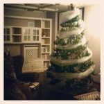 one of my 3 Xmas trees at home ;)