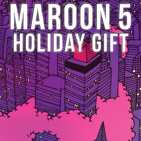 Maroon 5 Holiday Gift from iTunes