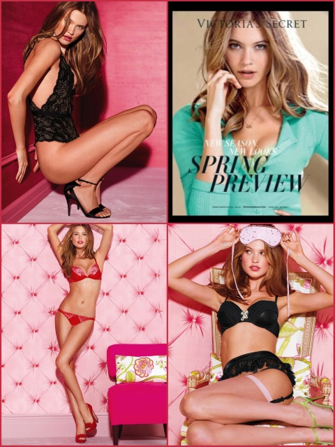 The amazing and fierce beauty of Behati