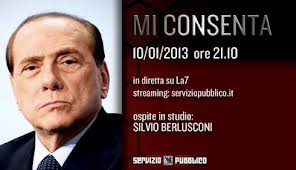 Berlusconi keeps being around. DAMN.