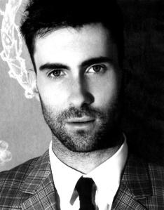 Super Classy Adam Levine - vintage
