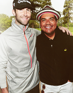 Adam levine at George Lopez Charity Golf Event 6 May 2013
