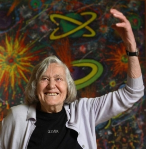 We did lost great people recently... So long Margherita, you GENIUS, inspiring, amazing woman of SCIENCE & LOVE!